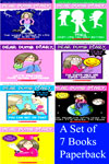 Dear Dumb Diary Series - An Assorted Set of 7 Books
