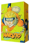 Naruto Box Set  Volumes 1-27 Books