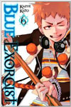 Blue Exorcist Comics - An Assorted Set of 6 Books