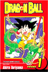 Dragonball Comics - A Set of 16 Books