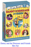 Danny and the Dinosaur and Friends: Leve Box Set
