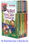 My Weird School Daze 12-Books Box Set