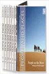 World Book Encyclopedia of People And Places - A Set of 7 Books