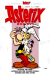 Asterix Omnibus 1: Asterix the Gaul, Asterix and the Golden Sickle, Asterix and the Goths