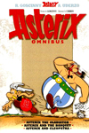 Asterix Omnibus 2: Asterix the Gladiator, Asterix and the Banquet, Asterix and Cleopatra
