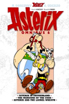 Asterix Omnibus 6: Asterix in Switzerland, The Mansions of the Gods, Asterix & the Laurel Wreath
