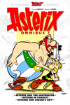 Asterix Omnibus 7: Asterix and The Soothsayer, Asterix in Corsica, Asterix and Caesars Gift