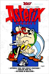 Asterix Omnibus 8: Asterix and The Great Crossing, Obelix and Co., Asterix in Belgium