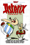 Asterix Omnibus 10: Asterix and the Magic Carpet, Asterix and the Secret Weapon, Asterix and Obelix All at Sea