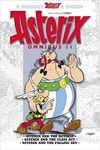 Asterix Omnibus 11: Asterix and the Actress, Asterix and the Class Act, Asterix and the Falling Sky