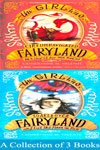 The Girl Who Series - An Assorted Set of 3 Books