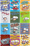 Fly Guy by Tedd Arnold - An assorted set of 10 Books