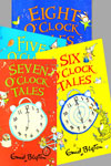 O' Clock Tales by Enid Blyton A set of 4 books