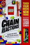 LEGO Chain Reactions: Make Amazing Moving Machines (Klutz) Toy – Box set