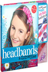 Headbands and Hairstyles (Klutz) Spiral-bound – Box set, Illustrated