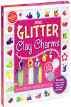 Make Glitter Clay Charms (Klutz) Paperback