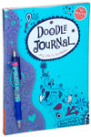 Doodle Journal: My Life in Scribbles (Klutz) Diary – Illustrated