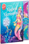 The Marvelous Book of Magical Mermaids: Dress up paper mermaids and their   seahorse friends (Klutz) Spiral-bound