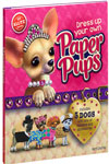 Dress Up Your Own Paper Pups (Klutz) Paperback
