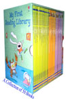 Usborne My First Reading Library - A Set of 50 Books