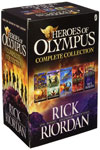 Heroes of Olympus Complete Collection  5 Books