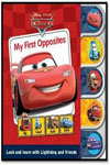 Disney Pixar: Cars My First Opposites Book