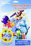 Disney Pixar: Colouring and Sticker Activity Pack