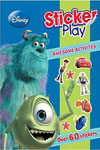 Disney Pixar: Sticker Play Awesome Activities