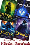 Angie Sage Series - A Set of 9 Books