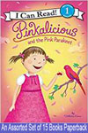 Pinkalicious Series An Assorted Set of  15 Books