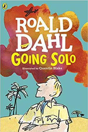 Roald Dahl Books Boy And Going Solo