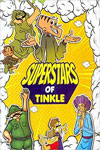 Superstar of Tinkle - A Set of 17 Books