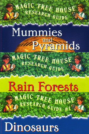 Magic Tree House Research Guides