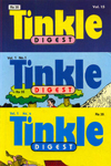 Tinkle Comics - An Assorted Set of 90 Books