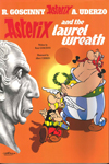18. Asterix And The Laurel Wreath
