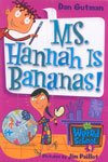 4. Ms. Hannah Is Bananas!