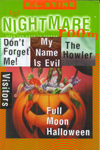 Nightmare Series - An Assorted Set of 7 Books