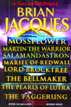 Brian Jacques Books (8 Titles)