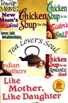 Chicken Soup Series Part - I - An Assorted Set of 40 Books