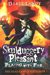 2. Skulduggery Pleasant Playing With Fire