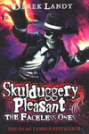 3. Skulduggery Pleasant The Faceless Ones