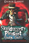 4. Skulduggery Pleasant Dark Days