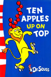 Green Back Book : Ten Apples Up On Top