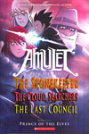 Assorted Set of Amulet Graphic Novels (Comics 5 Books)