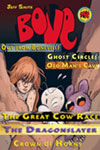 Bone Graphic Novel - A Set of 9 Titles