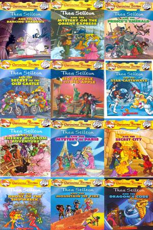 Thea Stilton 13 Books