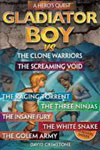 Gladiator Boy Series - An Assorted Set of 9 Books