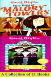 Malory Towers  and St. Clares (21 Books)