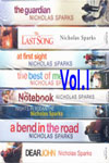 Nicholas Sparks Collection Volume - I  (8 Books)