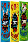 Doctor Proctor's Fart Powder - A Set of 3 Books